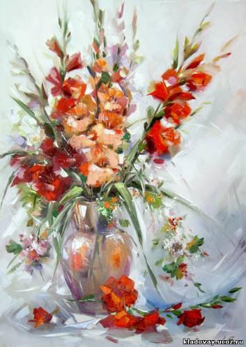 Комнатный цветок семейства бобовых